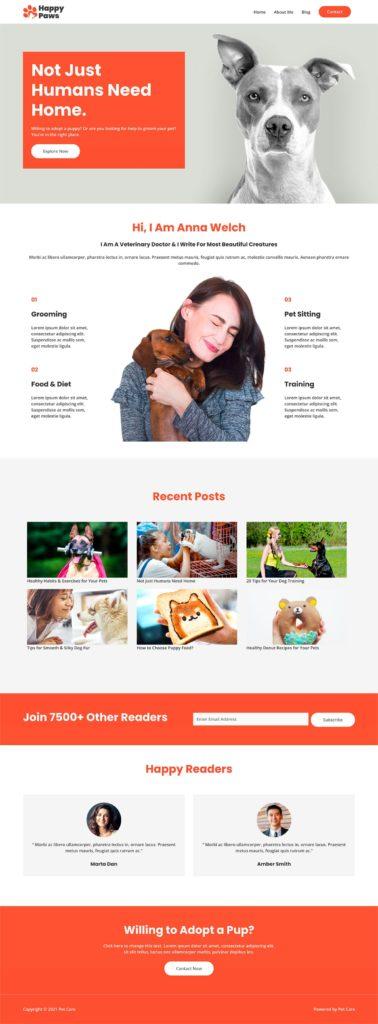 Edmonton Web Design Agency Brandx. web design company edmonton. edmonton web design quotes. pet care website portfolio